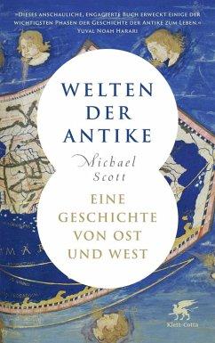 Welten der Antike (eBook, ePUB) - Scott, Michael
