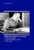 Militärisches Denken in der Schweiz im 20. Jahrhundert La pensée militaire suisse au 20e siècle (eBook, ePUB)