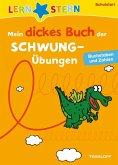 Lernstern: Mein dickes Buch der Schwungübungen. Buchstaben und Zahlen (Mängelexemplar)