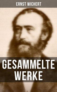 Gesammelte Werke (eBook, ePUB) - Wichert, Ernst