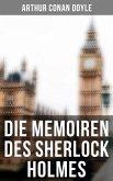 Die Memoiren des Sherlock Holmes (eBook, ePUB)