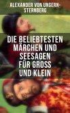Die beliebtesten Märchen und Seesagen für Groß und Klein (eBook, ePUB)