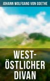 West-östlicher Divan (eBook, ePUB)