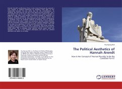 The Political Aesthetics of Hannah Arendt - Suh, You-Kyung