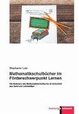 Mathematikschulbücher im Förderschwerpunkt Lernen (eBook, PDF)
