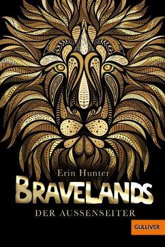 Der Außenseiter / Bravelands Bd.1 (eBook, ePUB) - Hunter, Erin