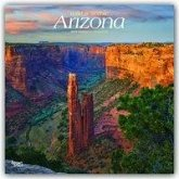 Arizona 2019 - 18-Monatskalender mit freier TravelDays-App
