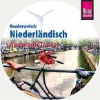 AusspracheTrainer Niederländisch, 1 Audio-CD