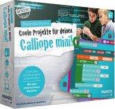 Die große Baubox: Coole Projekte für deinen Calliope mini!