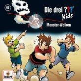 Monster-Wolken / Die drei Fragezeichen-Kids Bd.63 (1 Audio-CD)