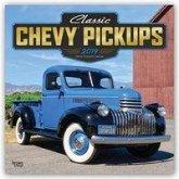 Classic Chevy Pickups - Klassische Chevrolet Pick-ups 2019 - 18-Monatskalender