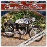 Classic British Motorbikes - Britische Motorrad-Oldtimer 2019