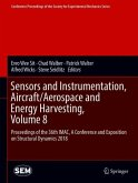 Sensors and Instrumentation, Aircraft/Aerospace and Energy Harvesting , Volume 8
