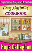 Cozy Mysteries Cookbook: Recipes from Hope Callaghan's Cozy Mystery Books (eBook, ePUB)