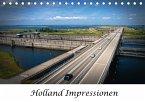 Holland Impressionen (Tischkalender 2018 DIN A5 quer)