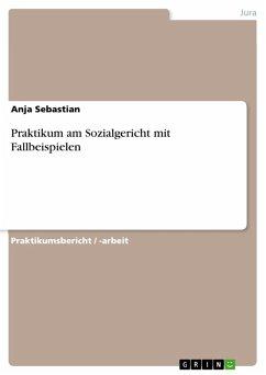 Praktikum am Sozialgericht mit Fallbeispielen (eBook, PDF)