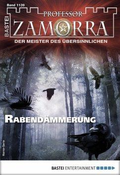 Professor Zamorra 1139 - Horror-Serie (eBook, ePUB)