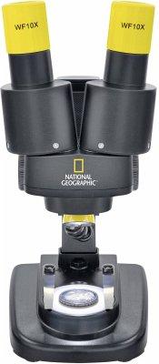 National Geographic Mikroskop binokular