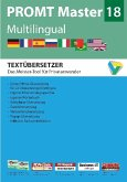 PROMT Master 18 Multilingual, 1 DVD-ROM