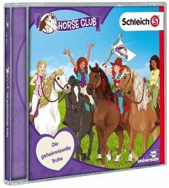 Schleich Horse Club - Die geheimnisvolle Truhe, 1 Audio-CD