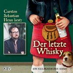 Der letzte Whisky / Professor Bietigheim Bd.4 (MP3-Download)