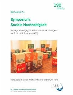 Symposium: Soziale Nachhaltigkeit (eBook, ePUB)