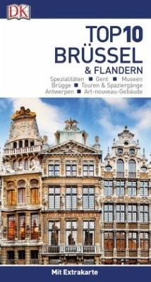 Top 10 Reiseführer Brüssel & Flandern - Mason, Anthony