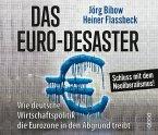 Das Euro-Desaster, 5 Audio-CDs