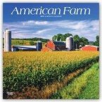 American Farms - Amerikanische Farmen 2019 - 18-Monatskalender