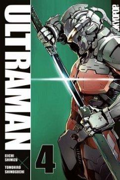 Ultraman 04 - Shimizu, Eiichi; Shimoguchi, Tomohiro