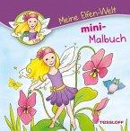Meine Elfen-Welt - Mini Malbuch (Mängelexemplar)