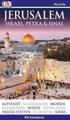 Vis-à-Vis Reiseführer Jerusalem. Israel, Petra ...
