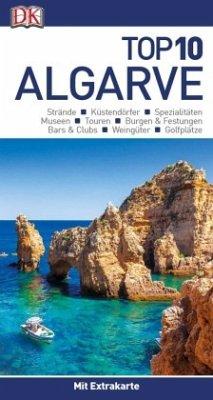 Top 10 Reiseführer Algarve - Bernhardt, Paul
