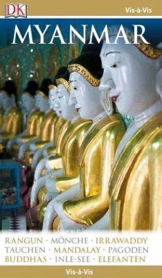 Vis-à-Vis Reiseführer Myanmar - Abram, David