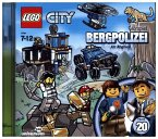 LEGO City - Bergpolizei, 1 Audio-CD
