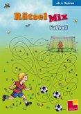 RätselMix Fußball (Mängelexemplar)