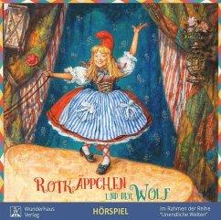 Rotkäppchen und der Wolf, 1 Audio-CD