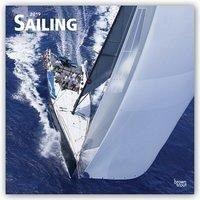 Sailing - Segeln 2019 - 18-Monatskalender