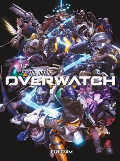 The Art of Overwatch - Burns, Matt; Simpson, Robert; Gary, Cate