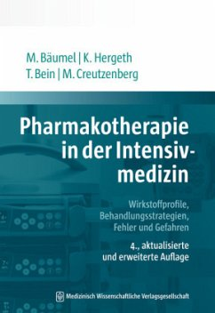 Pharmakotherapie in der Intensivmedizin