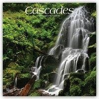 Cascades - Kaskaden/Wasserfälle 2019 - 18-Monat...