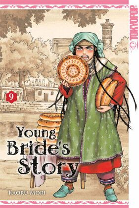Buch-Reihe Young Bride's Story