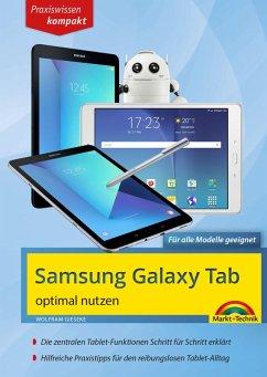 Samsung Galaxy Tab optimal nutzen (eBook, ePUB) - Gieseke, Wolfram