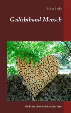Gedichtband Mensch (eBook, ePUB) - Boeke, Heike
