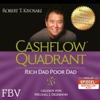 Cashflow Quadrant: Rich Dad Poor Dad (MP3-Download)