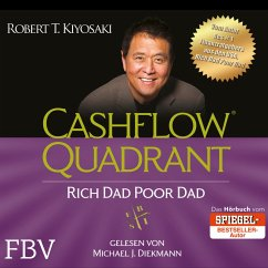 Cashflow Quadrant: Rich Dad Poor Dad (MP3-Download) - Kiyosaki, Robert T.