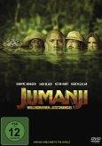Jumanji: Willkommen im Dschungel, 1 DVD