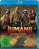 Jumanji: Willkommen im Dschungel, 1 Blu-ray