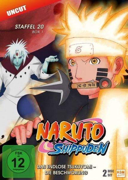 Naruto Shippuden Staffel 18