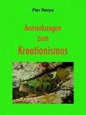 Anmerkungen zum Kreationismus (eBook, ePUB)